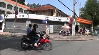 Vietnam Walking Ho Chi Minh City with Sôi Động Cùng Girl Xinh 20151