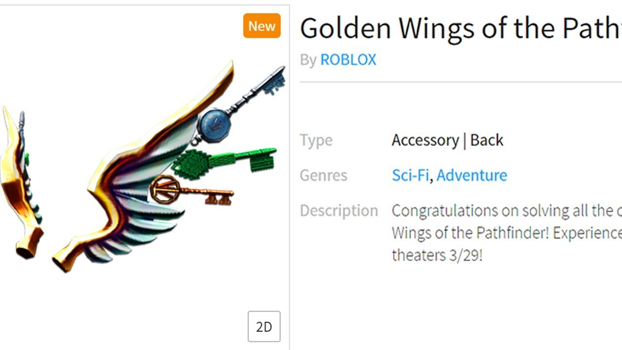 How To Get Golden Wings Roblox Ready Player One Youtube
