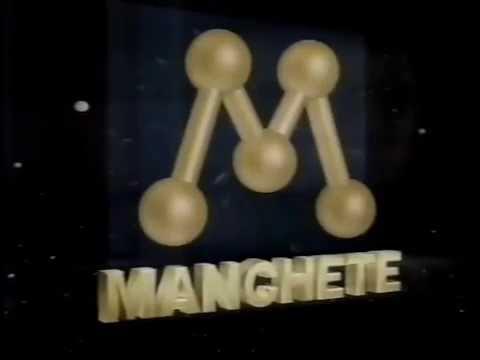 Intervalo Rede Manchete - Cabaré do Barata - 18/07/1990 (10/13)