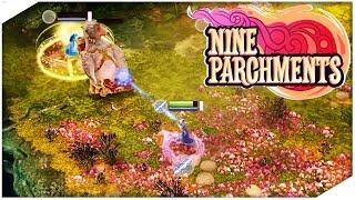 Ab jetzt zu dritt - Nine Parchments - 05 - Nintendo Switch - Balui + miri33
