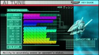 [PSP] Snapshot - Armored Core Formula Front: International Edition