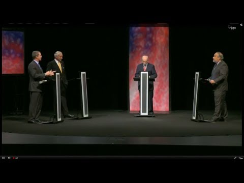 LIVE: South Carolina Gubernatorial Debate: Gov. Henry McMaster (R) And Rep. James Smith (D)