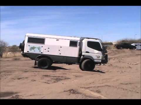 Fuso Fg At Overland Expo 2011 Youtube