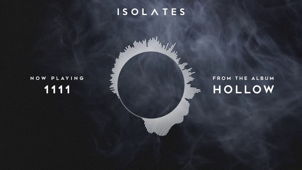 Audio Visualiser of 1111 by ISOLATES