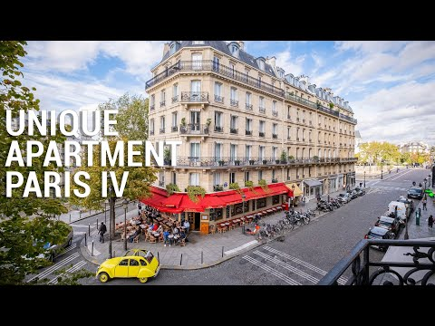 Great Investment Opportunity - Apartment For Sale On The Ile St Louis (Paris) - Ref.: 107128CCH75