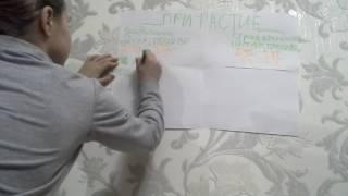 Причастия/\русский язык/\6 класс/\урок 2
