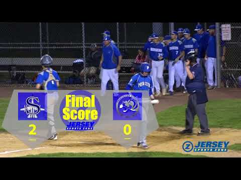 Sayreville 2 Princeton 0 Baseball Central Group 4 Opening Round  Christian Aich 10 Strike Outs