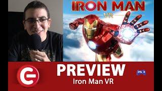 IRON MAN VR sur PS4 - Notre avis après une session de gameplay à la PGW 19 !