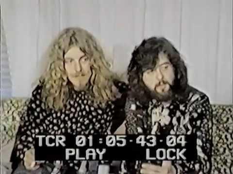 Led Zeppelin - Interview 1970 (Death of Jimi Hendrix)