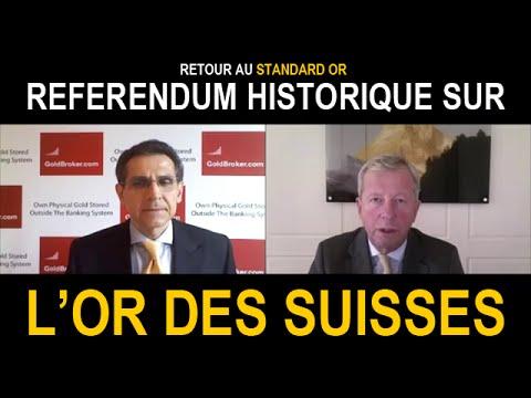 Referendum historique sur l'Or des Suisses, par Egon von Greyerz (VOSTFR)