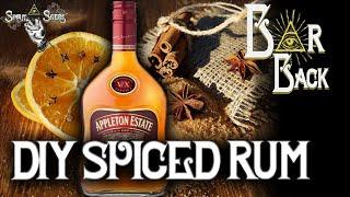 Bar Back: DIY Spİced Rum