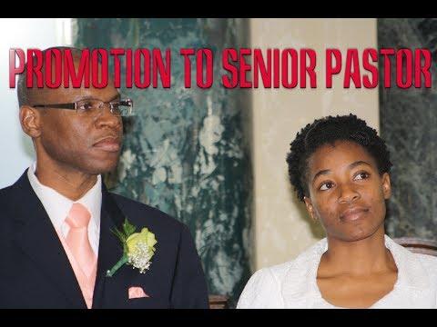 Promotion To Senior Pastor!
