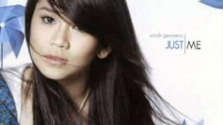 Sarah Geronimo - Dahil Minahal Mo Ako