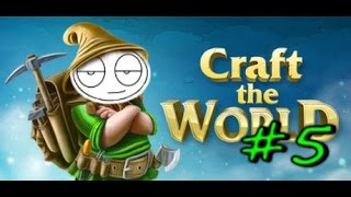 Играем в Craft the World. Часть 5
