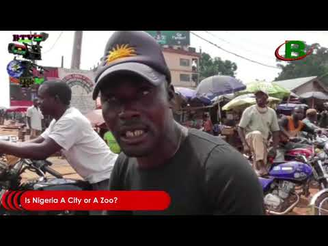 Peoples Opinion - We want to be free from Nigeria