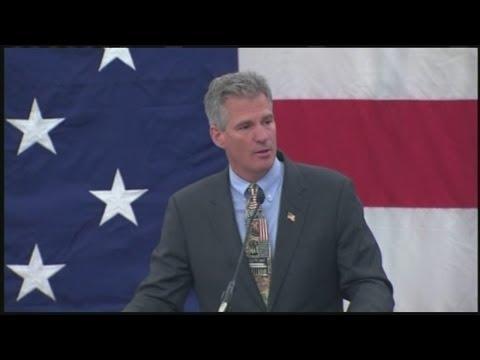 Scott Brown to run for U.S. Senate in New Hampshire