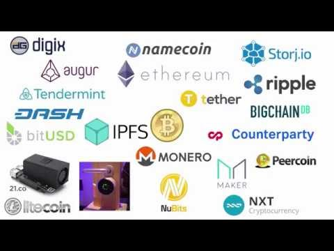 Introduction to Bitcoin, Blockchain and Decentralized Technology