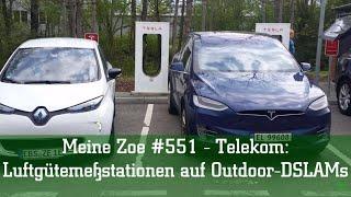 Meine Zoe #551 - Telekom: Luftgütemeßstationen auf Outdoor DSLAMs