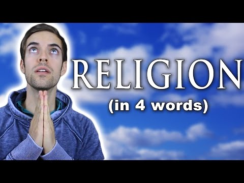 RELIGION in 4 words (YIAY #104)