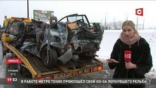 ДТП с фурой на МКАД. 3 человека погибли в страшной аварии. Подробности