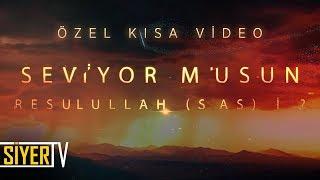 Seviyor muyuz Resulullah'ı? | Muhammed Emin Yıldırım (Özel Kısa Video)