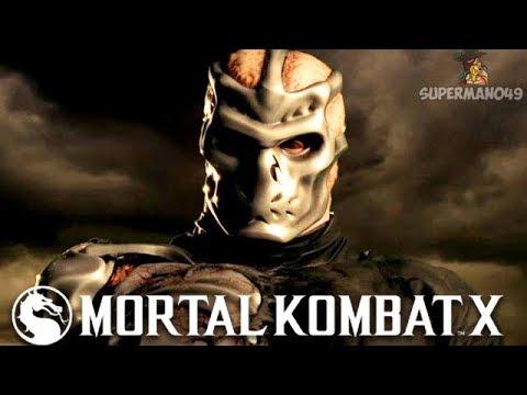 WELCOME TO HELL! RELENTLESS JASON - Mortal Kombat X: