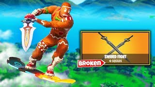 breaking the SWORD LTM