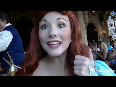 Cinderella's Royal Table | Our Disney Dining Experience!