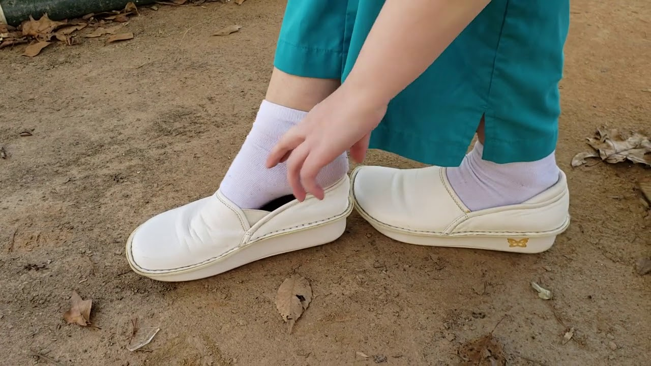 For sale: Alegria nursing shoe bundle Preview