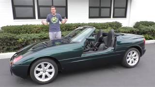 Here's Why the BMW Z1 Is the Strangest Modern BMW