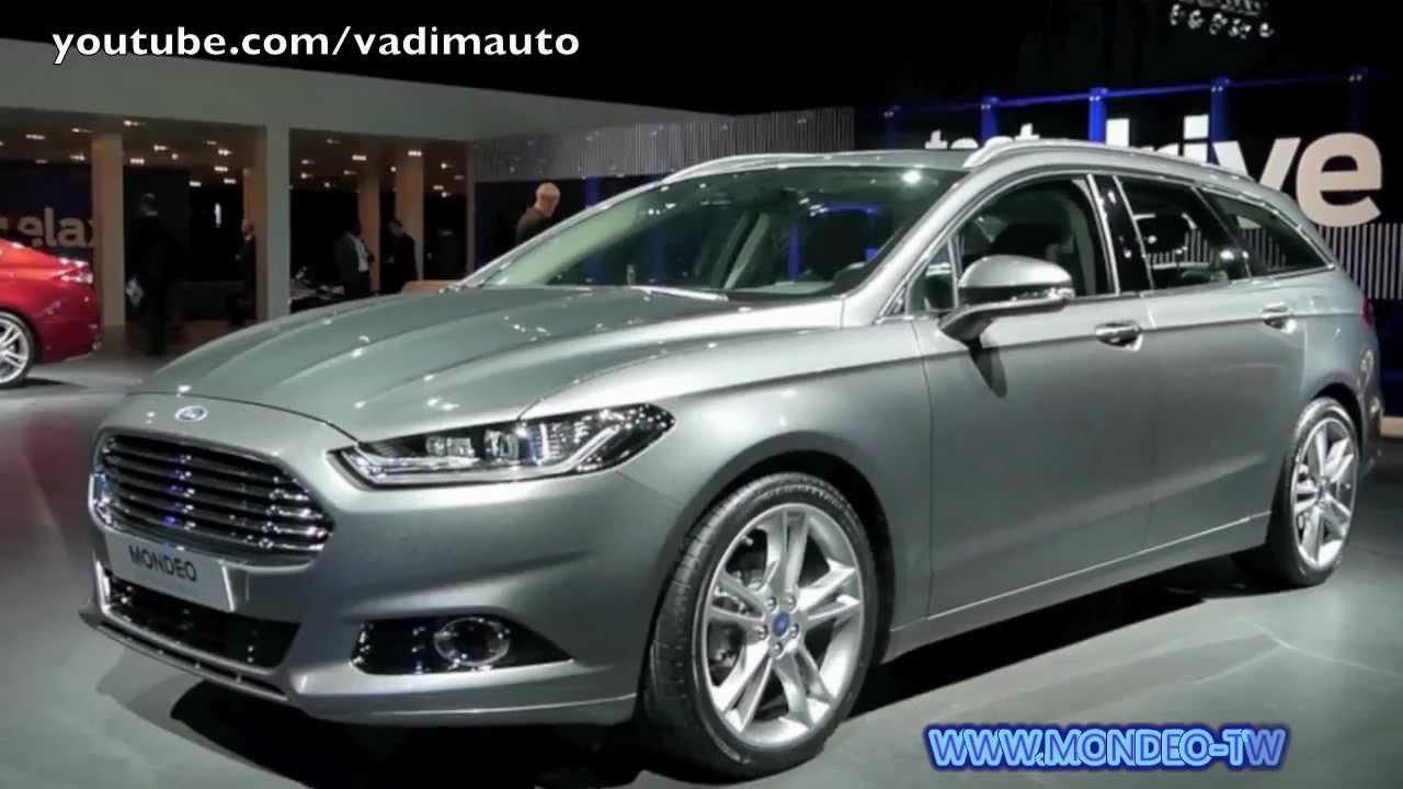 2013 Ford Mondeo Mk V 上市發表會 2 油電車與旅行車 Youtube
