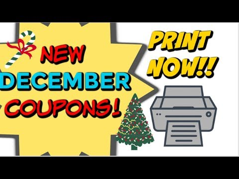 NEW PRINTABLE COUPONS  FOR OUR CVS DEALS STARTING 12/2 | PRINT NOW!
