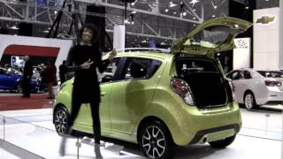 Your first look: The Chevrolet Spark brought to you by Sweeney Chevrolet Buick GMC