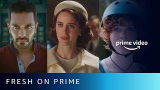 Fresh on Prime - Amazon Prime Video