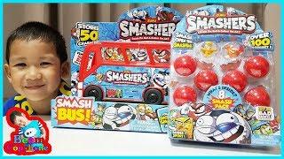 น้องบีม | รีวิวของเล่น EP102 | สแมชเชอร์ ลูกบอลเซอร์ไพรส์ Toys