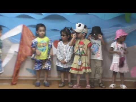 DELHI PUBLIC SCHOOL GBN PRE-NURSERY FASHION SHOW