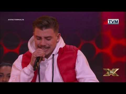 X Factor Malta - Live Show 1 - Owen Leuellen