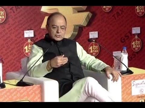 GST Sammelan: Arun Jaitley answers queries over GST