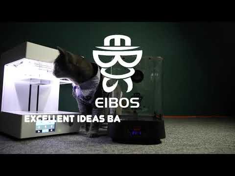 Kickstarter   EIBOS 3D printing Filament Dryer 'CYCLOPES'