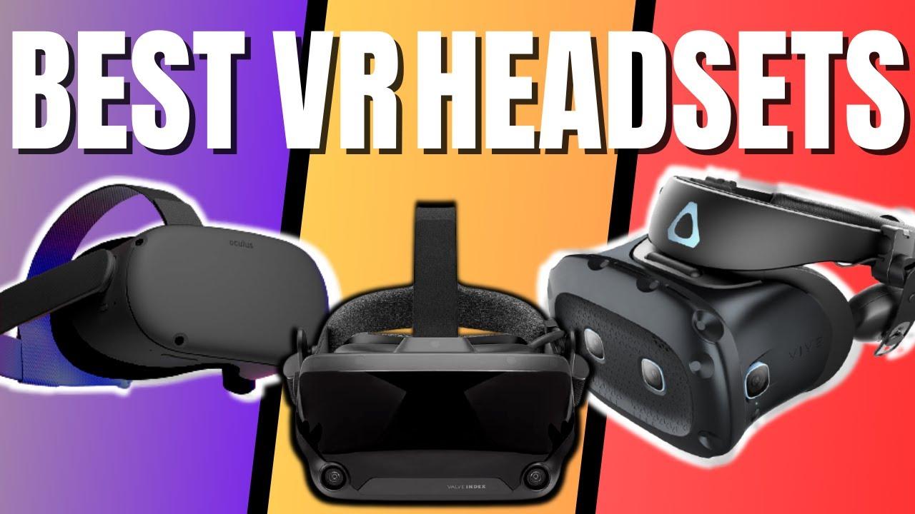 Best VR Headset for PC [Top 5 Picks]