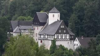 Unentdeckte Orte: Schloss Rauenstein