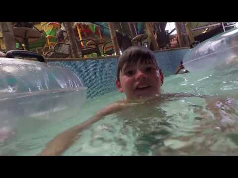 MAUI SANDS INDOOR WATER PARK and WATER SLIDES by ELI'S PLAYLAND