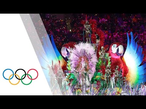 Rio 2016 Closing Ceremony Full HD Replay | Rio 2016 Olympic