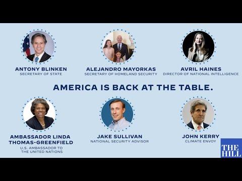 Biden Transition team announces HISTORIC Cabinet picks