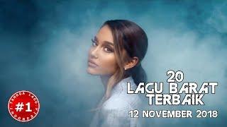 20 Lagu Barat Terbaik  (12 November 2018)