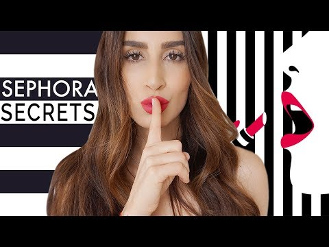25 Insider Secrets That Will Make Sephora Hate You