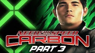 Need for Speed Carbon Gameplay Walkthrough Part 3 - BOSS KENJI & PINK SLIP