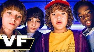 STRANGER THINGS Saison 2 Bande Annonce VF (Netflix...