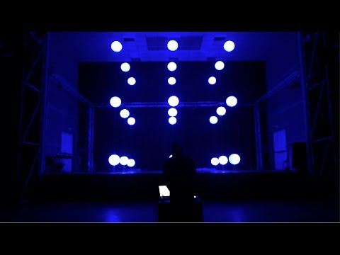 Cubled - LED Interactive installation using Arduino Uno