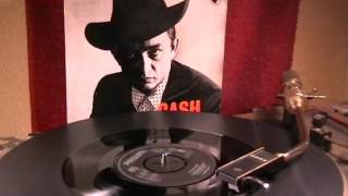 Watch Johnny Cash Locomotive Man Single Version video